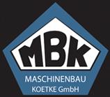 Logo MBK Maschinenbau Koetke GmbH